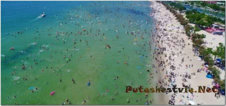 Пляж Менекше