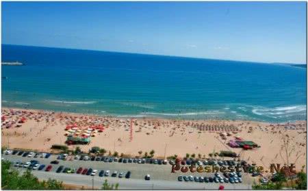 Пляж Тру Блю Бич Бар