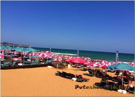 Пляж Бурч Бич