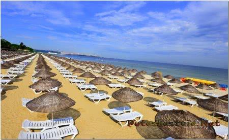 Пляж Флорья Гюнеш