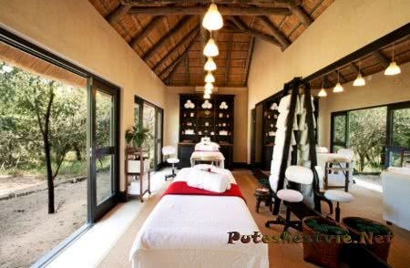 Spa at Royal Malewane