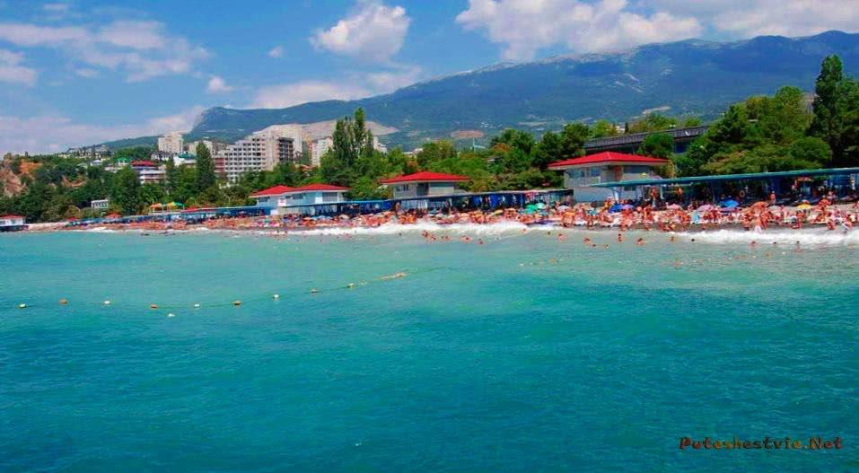 пляж партенит фото